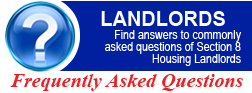 Landlords Frequently Asked Questions