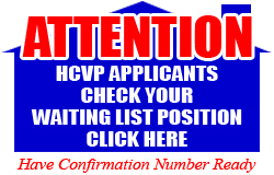 HCVP Check Your Waiting List Position