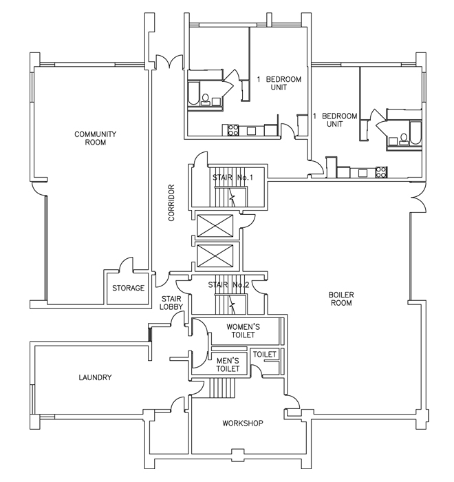 Pa 6 27 Wilmerding Apartments Floor Plans